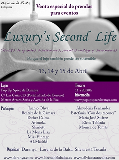 Luxury's Second Life